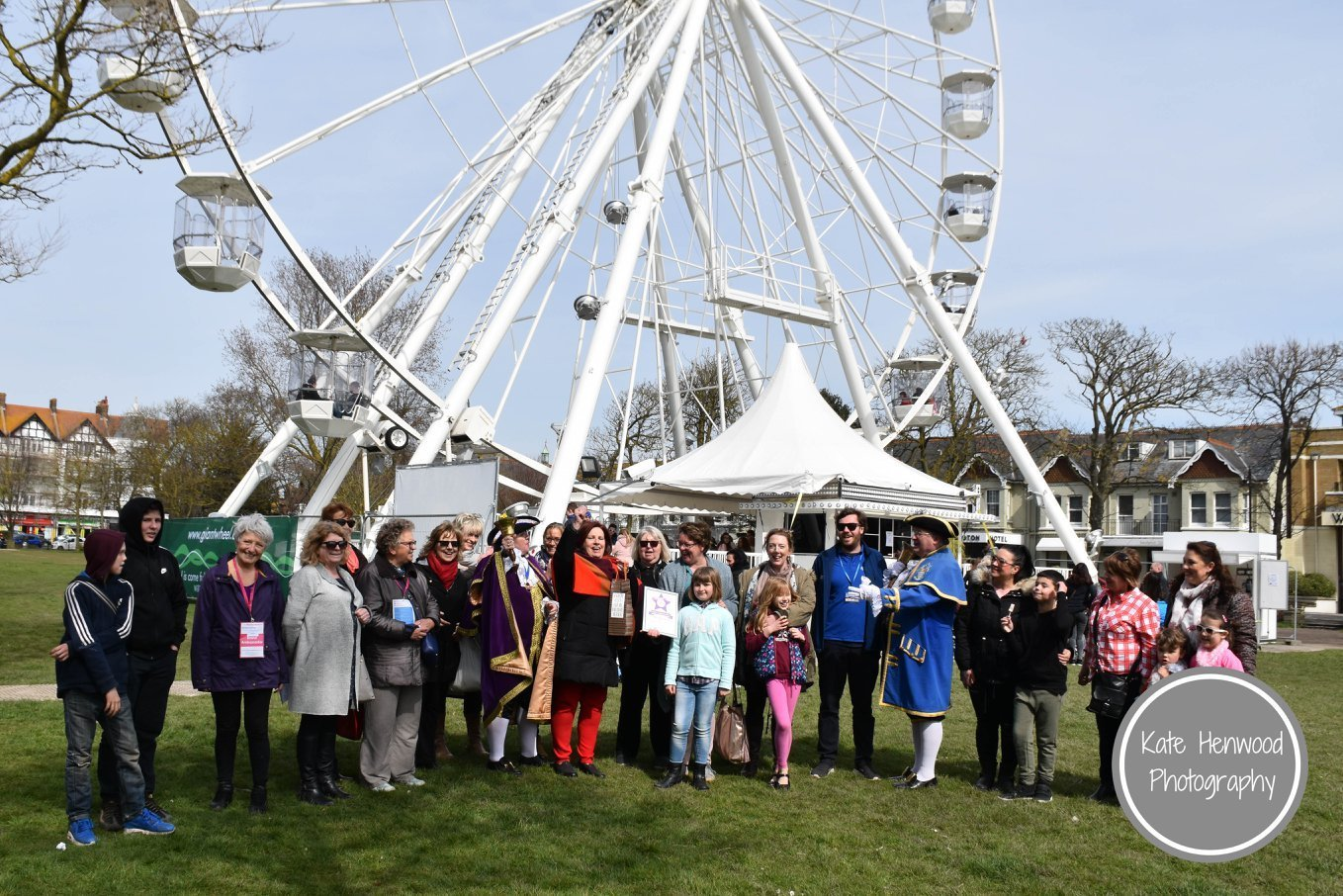 Flying high with the Worthing mumpreneurs
