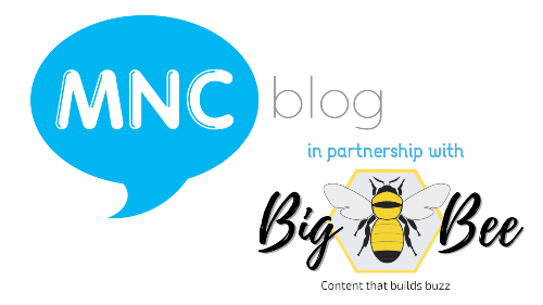 MNC and Big Bee Content logos