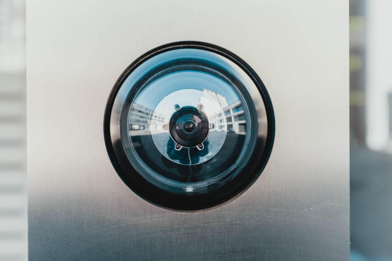 CCTV Camera - Photo by Bernard Hermant on Unsplash