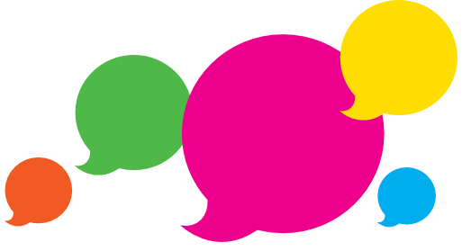 MNC Speech Bubbles Logo