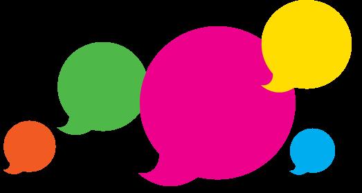 MNC Speech Bubbles Logo