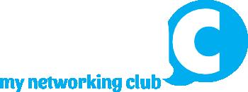 MNC Logo White